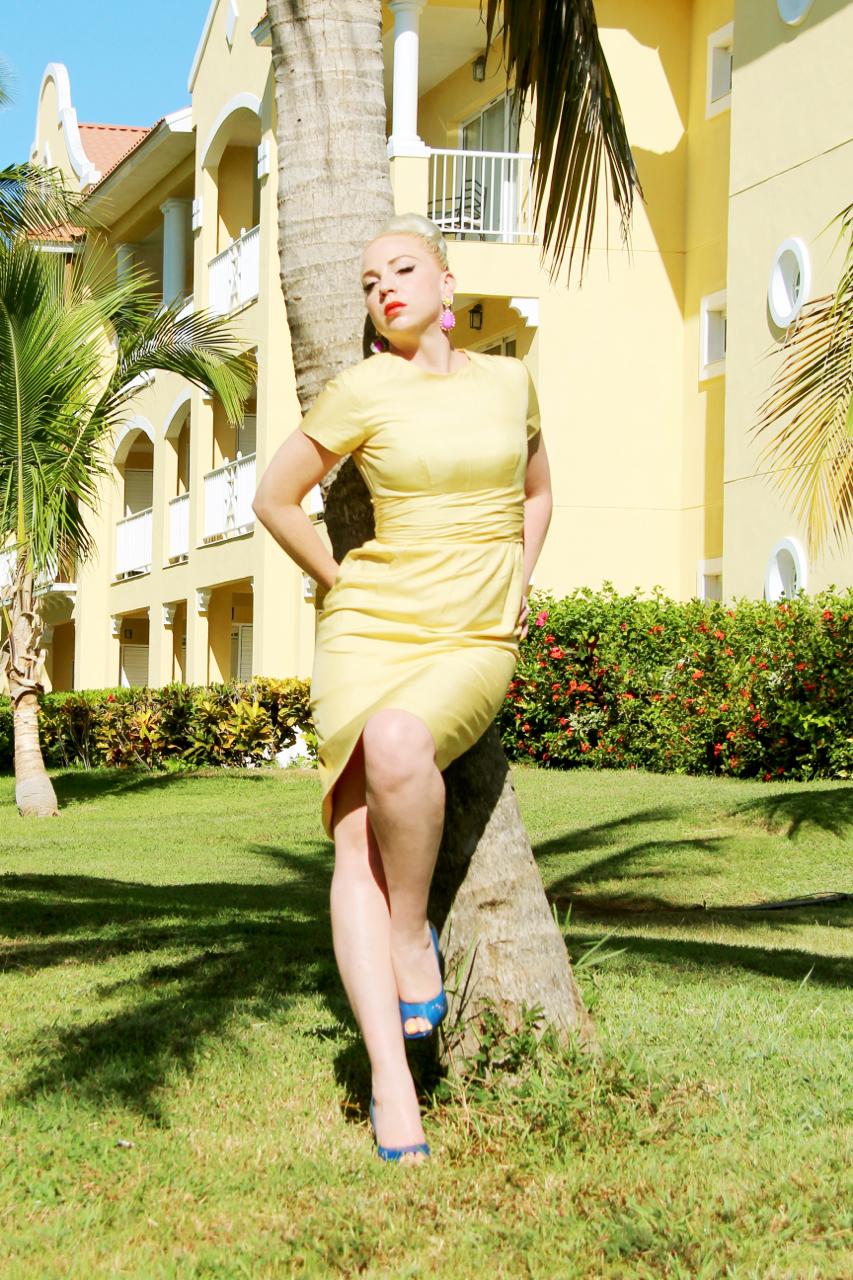 Julie Gems Modelling in  in Varadero Cuba
